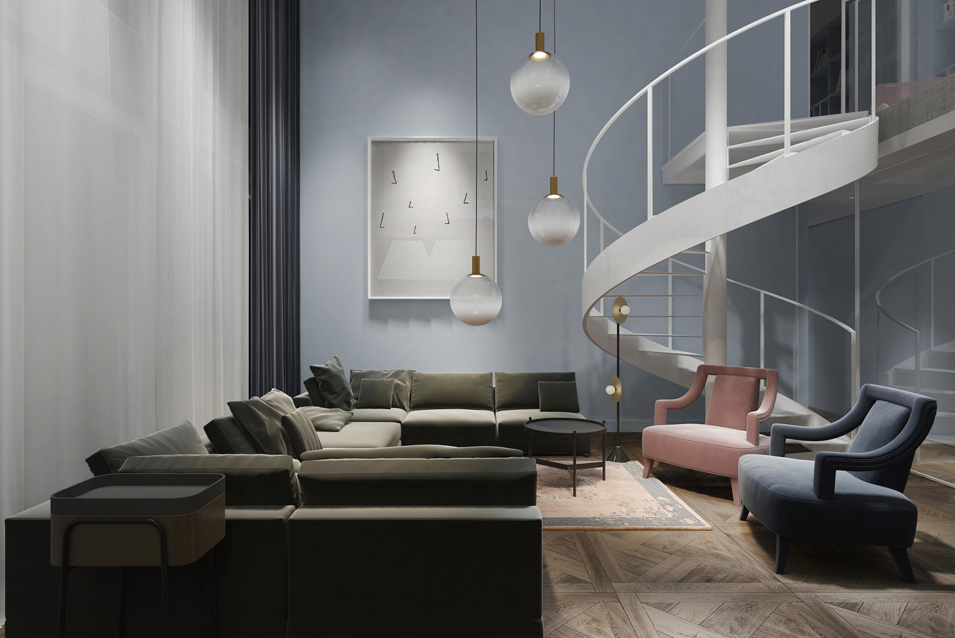 Kint Studio english Teka Apartament