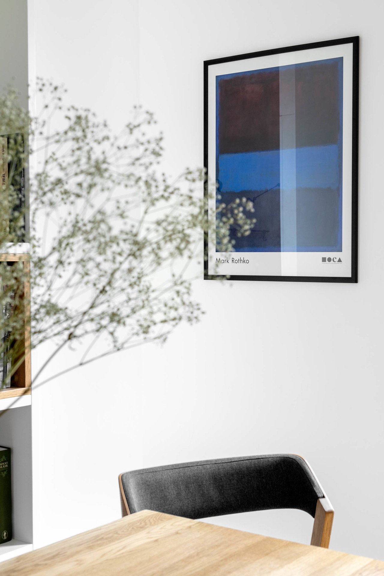 Kint Studio english Powiśle Apartment